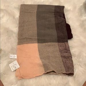 Brand new with tags blanket scarf